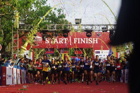 Tetap Gunakan Sistem Ballot, Pendaftaran Borobudur Marathon Dibuka 17 Maret 2020