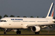 Sempat Menghilang dari Radar, Pesawat Air France Mendarat Darurat di Iran