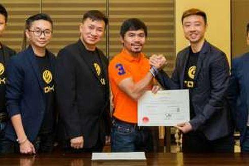 Petinju Manny Pacquiao Tanam Modal di Startup
