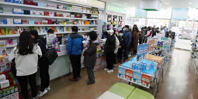 3 Kunci Korea Selatan Berhasil Tangani Virus Corona Lebih Baik dari Negara Lain