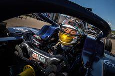 Cedera Retak Tulang, Sean Gelael Absen di Race 2 Spanyol