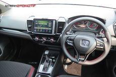Plus Minus di Balik Nuansa Agresif Interior City Hatchback RS