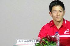 Rio Haryanto Belum Maksimal pada Hari Pertama Tes Pra-musim GP2 2015 di Bahrain