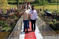 Cerita Dua Jembatan yang Dibangun dari Penggalangan Dana