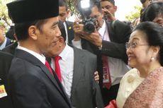 Tawa Jokowi dan Megawati pada Kisah Pengkhianatan Adipati