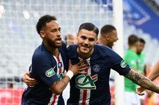 Jalani Musim Terbaik, Neymar Bertekad Bawa PSG Juara Liga Champions