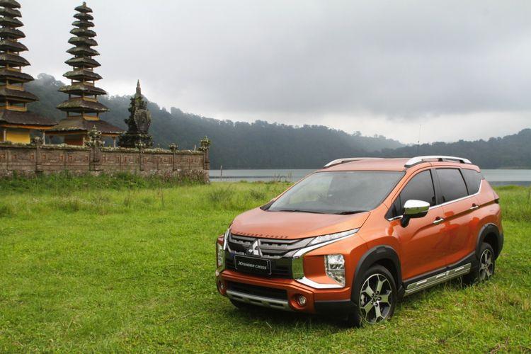 Test drive Xpander Cross di Bali (4-5 Februari 2020)