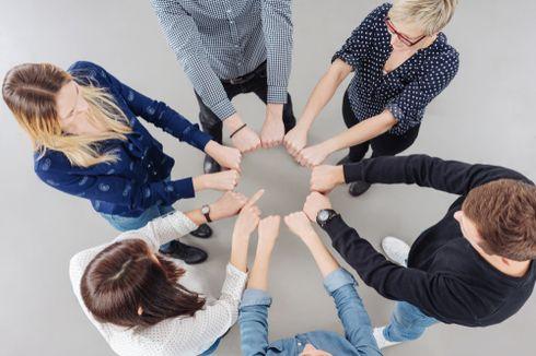 Hubungan antar Pranata Sosial
