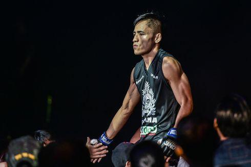 Ritual Unik Petarung Indonesia Sebelum Turun di Event ONE Championship