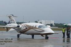 Jadi Pembicara di Bangka, Menteri Susi Datang dengan Pesawat Pribadi