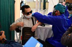 225.000 Dosis Vaksin Sinopharm Disiapkan untuk Vaksinasi Penyandang Disabilitas