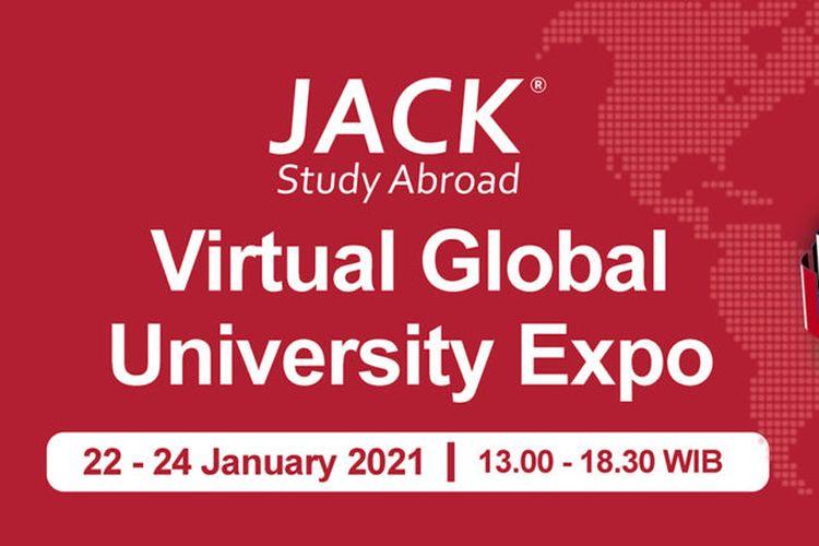Virtual Global University Expo 2021
