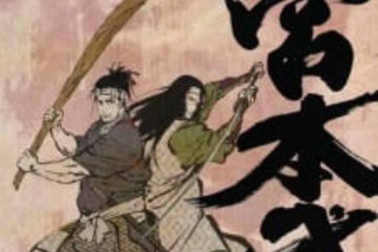 Anime Musashi: The Dream of The Last Samurai yang mengangkat legenda Jepang samurai Miyamoto Musashi. [Via myanimelist.net]