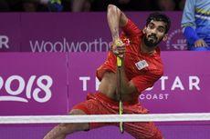 Pebulu Tangkis India Kidambi Srikanth Jadi Pemain Nomor 1 Dunia