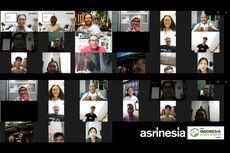 Asrinesia Gelar Pameran Virtual hingga September 2021
