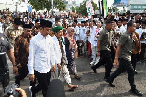 Jokowi: Jualan Sekarang Enggak Hanya Bisa di Darat...