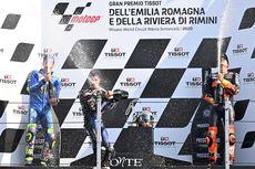 Tekad Maverick Vinales Usai Menjuarai MotoGP Emilia Romagna