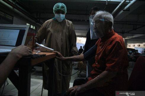 Berusia 104 Tahun, Wirjawan Jadi Salah Satu Peserta Tertua Vaksinasi Covid-19 di Indonesia