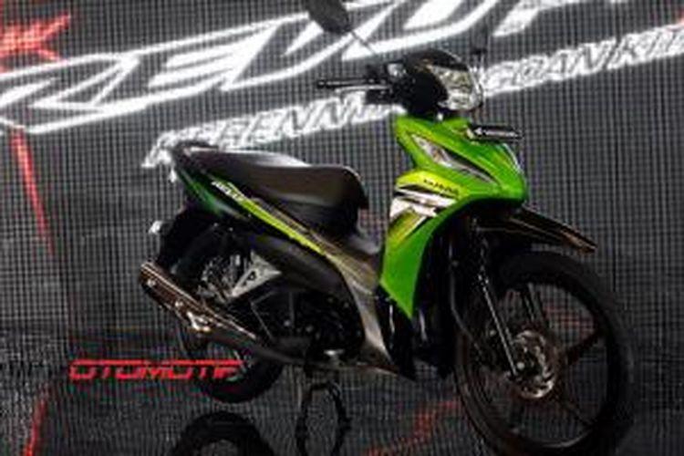 Perubahan Total Honda Revo Fi