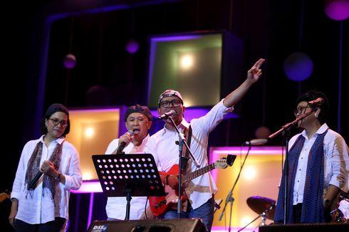 Ketika Para Menteri Hibur Java Jazz Festival 2018