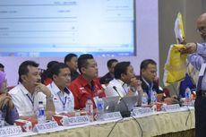 Rekapitulasi Suara Pileg 2014, Sulawesi Selatan Masih