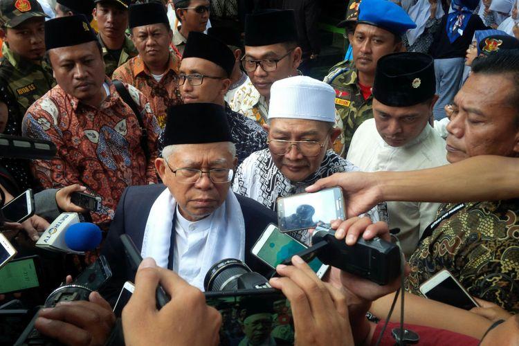 Ma Ruf Amin Saya Lebih Muda Daripada Perdana Menteri Malaysia