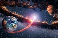 Mulai Petang Ini, Ada Jupiter-Saturnus dan Mars di Ufuk Timur-Barat Langit Indonesia