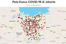 UPDATE Covid-19 di Jakarta: 1.071 Positif, 58 Sembuh, 98 Meninggal Dunia