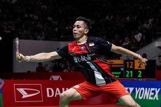 PBSI Home Tournament, Rian/Daniel Petik Kemenangan atas Marcus/Fikri