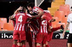 Hasil Liga Spanyol, Beda Nasib Duo Madrid