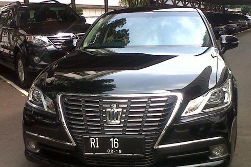 Mobil Dinas Rusak, Menteri Sofyan Djalil Dipinjami Royal Crown oleh Astra