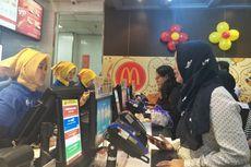 1 April, McDonalds Indonesia Tutup Sementara Layanan Makan di Tempat