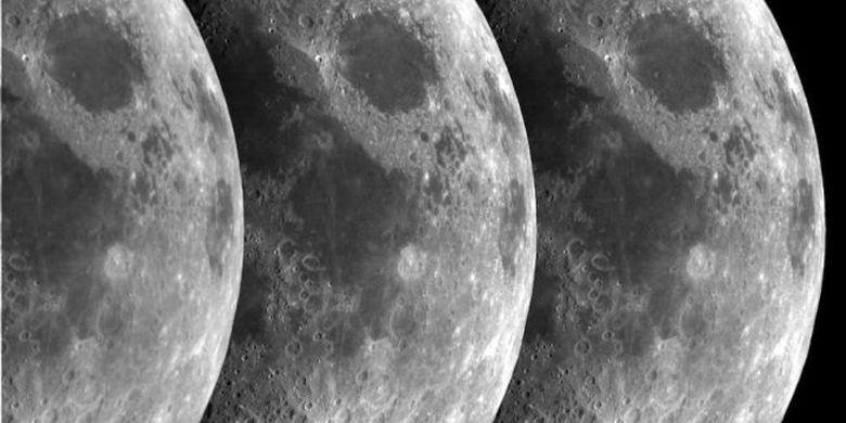 Bulan dengan bulan. Peristiwa ini terjadi ketika sebuah bulan yang mengorbit bulan. Banyak sebutan untuk peristiwa ini, seperti moonmoon, submoons, moonitos, grandmoons, moonettes dan moooon.