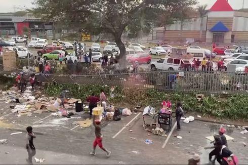 Presiden Afrika Selatan Tuding Kerusuhan di Negaranya Sudah Direncanakan