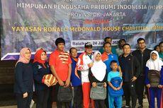 Pemprov DKI Jakarta Beri Bantuan Peralatan Sekolah hingga Obat-obatan untuk Korban Banjir