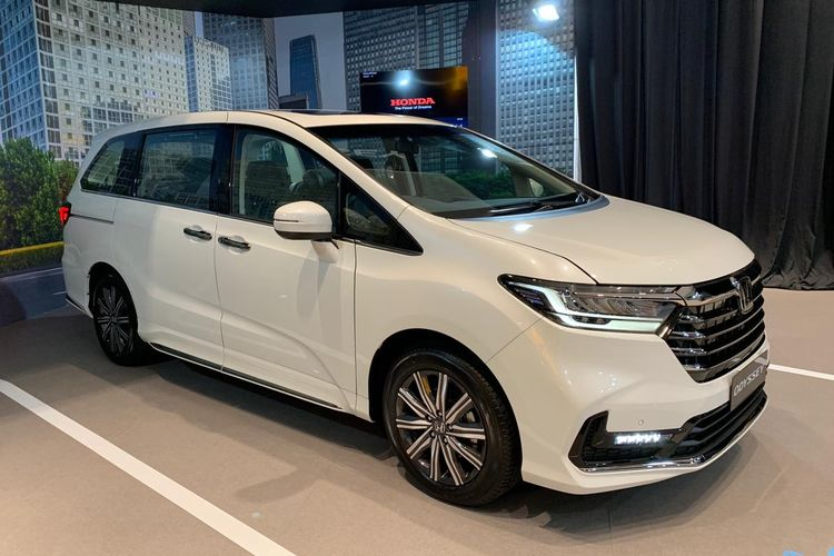 First Impression New Honda Odyssey