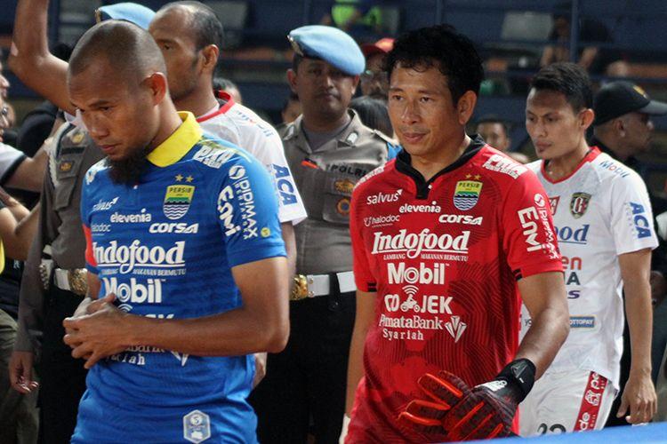 Pemain Persib Bandung, I Made Wirawan.