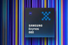 Samsung Umumkan Exynos 880, Chip 5G untuk Ponsel Menengah