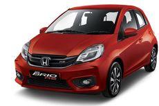 Honda Brio RS Pakai Ban Bridgestone Potenza RE030