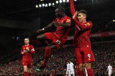 Sadio Mane Ikhlas jika Liverpool Batal Juara Liga Inggris