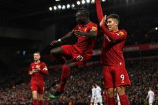 Link Live Streaming Liverpool Vs Man United, Kick-off Pukul 23.30 WIB