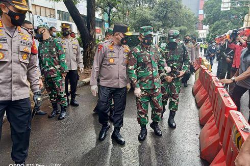 Pangdam Jaya: Kesadaran Masyarakat Terapkan Prokes Meningkat