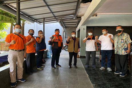 Salurkan Bansos Selama PPKM Darurat, Pos Indonesia Tempuh Cara Door to Door