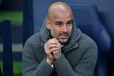 Man City Vs Crsytal Palace, Argumentasi Guardiola soal Hasil Imbang Timnya