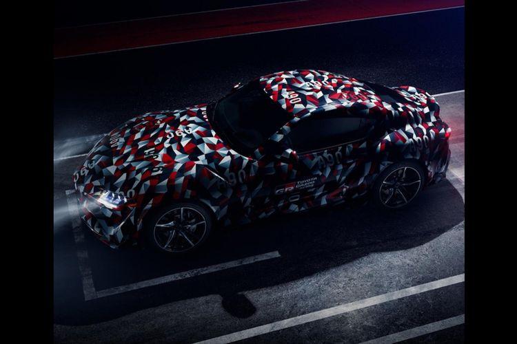 2018 Toyota Supra >> Siap Siap Toyota Supra Baru Masuk Indonesia