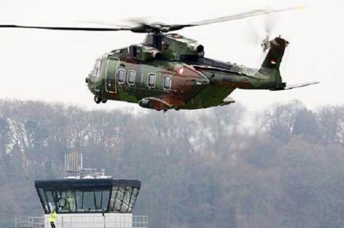 TNI AU Tetap Beli Heli AgustaWestland AW101