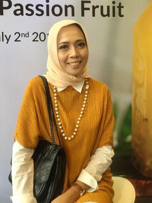 Dokter Tika Pamella Sarah, spesialis kulit.