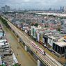 Kelapa Gading dan Pulomas Rentan Banjir, LRT Jakarta Sebut Operasional Tak Terganggu