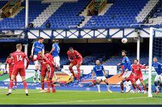 Hasil Everton Vs Liverpool, Kemenangan The Reds Sirna oleh VAR