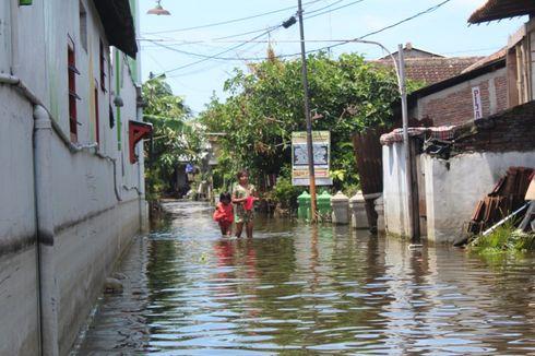 Banjir Sepekan di Kota Semarang, Ratusan Warga 2 RW di Trimulyo Masih Mengungsi